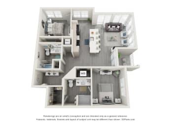Floor Plan 2H.3