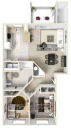 Floor Plan PRITCHARD