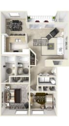 Floor Plan THURSTON