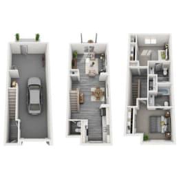 Floor Plan Paul Bunyan