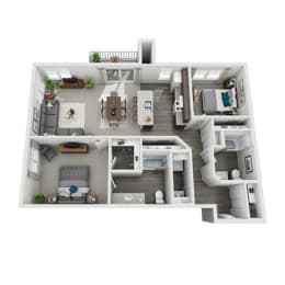 Floor Plan Sitka