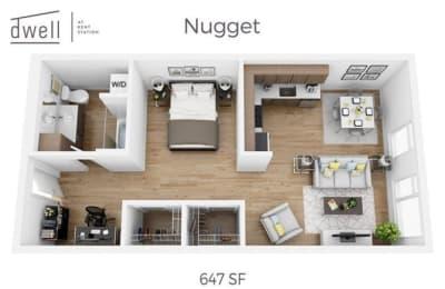 Floor Plan Nugget