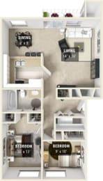 Floor Plan QUINAULT