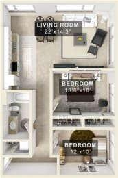 Floor Plan Denny