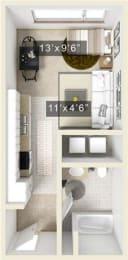 Floor Plan Howell