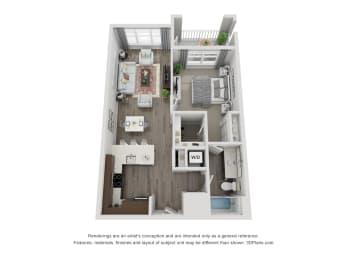 Floor Plan Atala