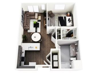 Floor Plan Eden
