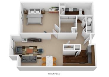 Floor Plan The Edgecliff