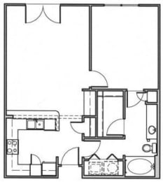 Floor Plan The Vine