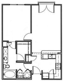 Floor Plan The Elm