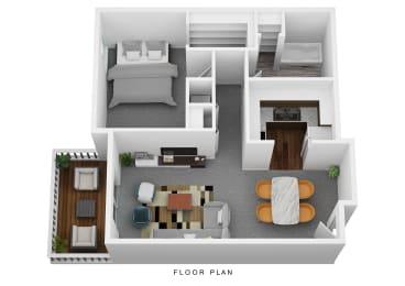 Floor Plan The Aster