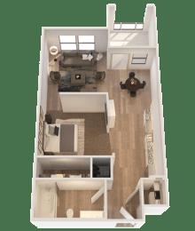 Floor Plan Parma