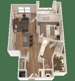 Floor Plan Pisa
