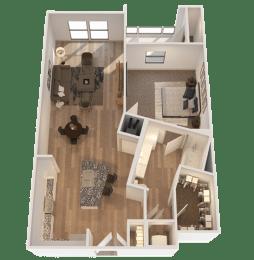 Floor Plan Portofino