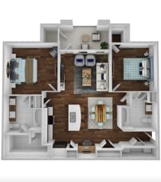Floor Plan Milan
