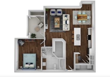 Floor Plan Naples