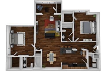 Floor Plan The Rockefeller