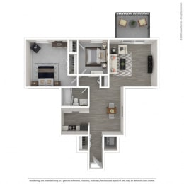 Floor Plan 2A-Renovated