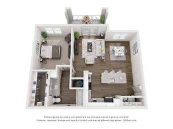 Floor Plan The Estates