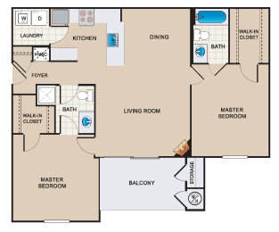Floor Plan Sequoia