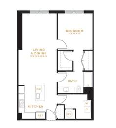 Floor Plan A03A