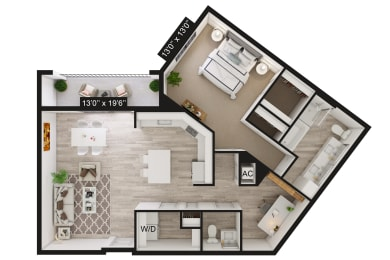 Floor Plan AD1