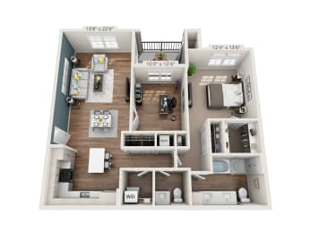 Floor Plan Manchester