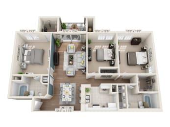 Floor Plan Knightsbridge