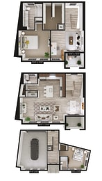 Floor Plan TH1