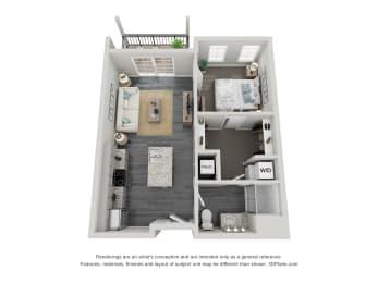 The Arlington Floor Plan