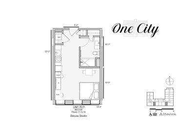 One City A3A