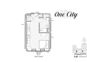 One City A3B