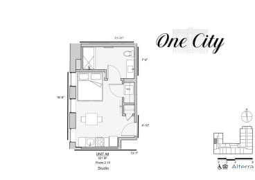 One City A8