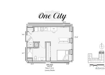 One City A9A