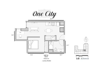 One City B1