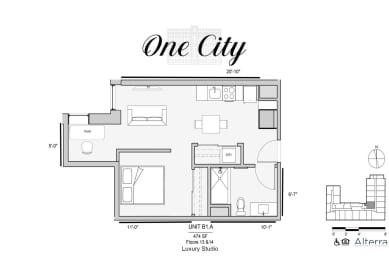 One City B1A