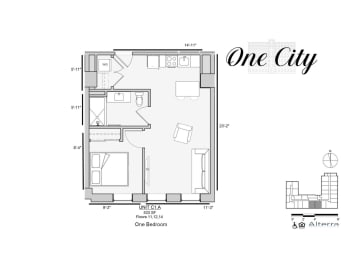 One City C1A