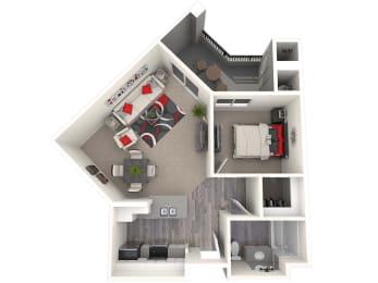 Floor Plan Green