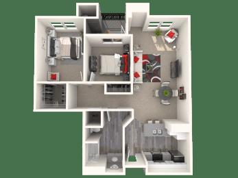 Floor Plan McIntosh
