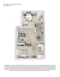 Floor Plan 2C