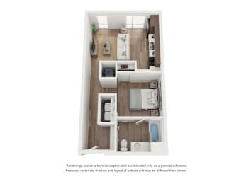 Floor Plan 0D