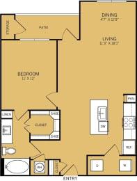 Floor Plan A4-2