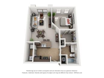 Floor Plan A2R