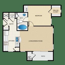 Berkshire Aspen Grove A1 Floorplan