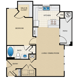 Berkshire Aspen Grove A3G Floorplan