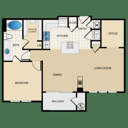 Berkshire Aspen Grove A8D Floorplan