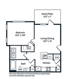 Renovated One Bedroom Apartment Fort Mill, SC