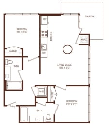 Floor Plan C2SHR