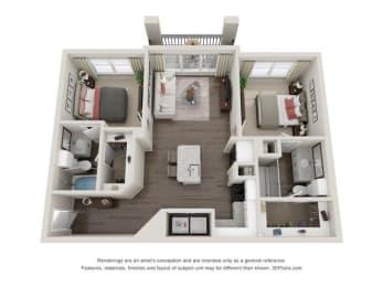 Floor Plan Antigua