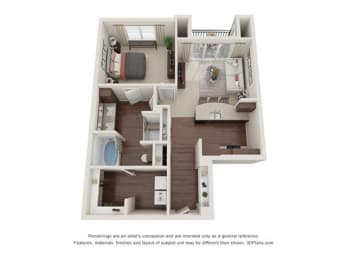 Floor Plan Aruba